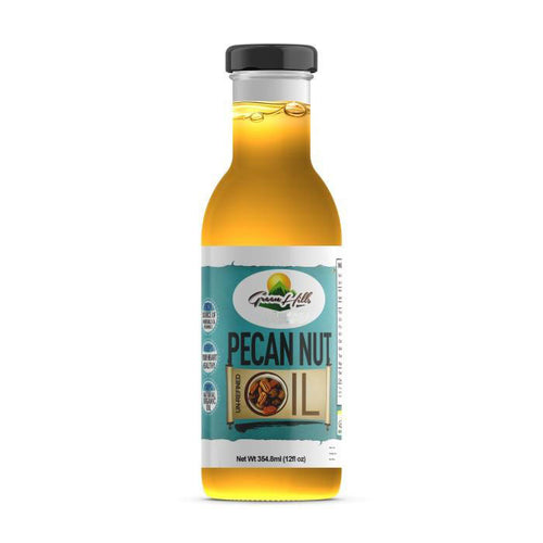 Pecan Oil - 12 fl oz