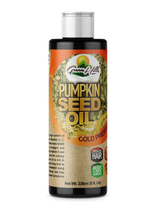 Pumpkin Seed oil - 8 fl oz
