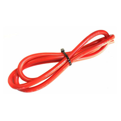 Haggyboard High quality 8WG red silicone wire 1m length