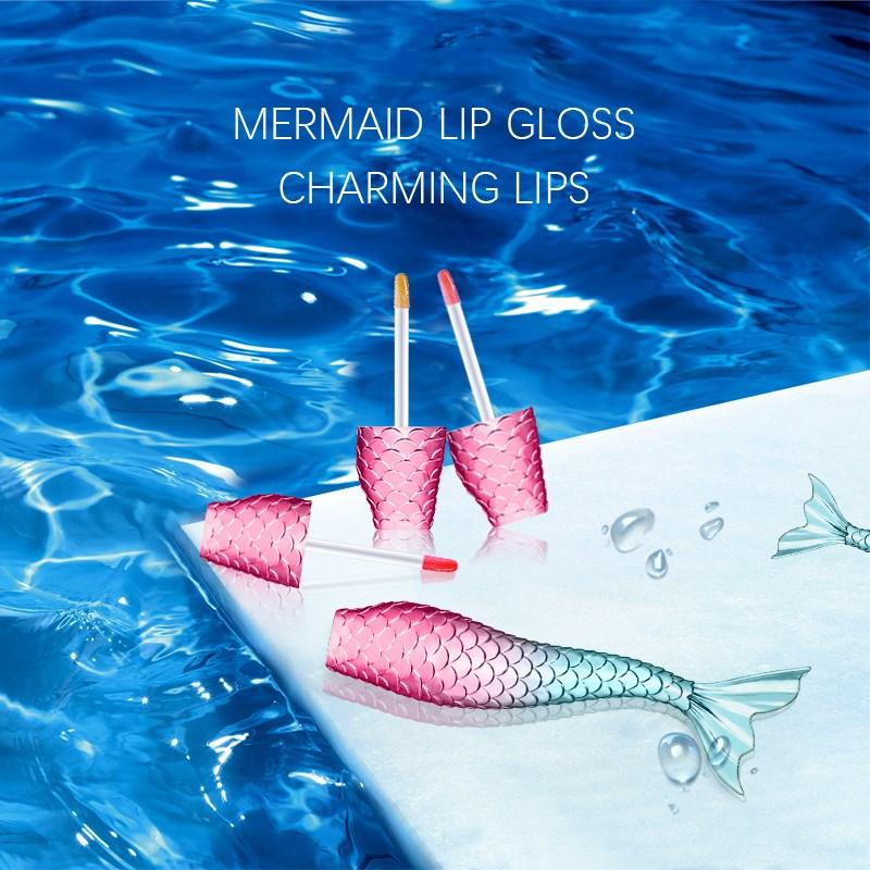 Mermaid Lip Gloss | Glitter Shimmer | Vivid Sexy