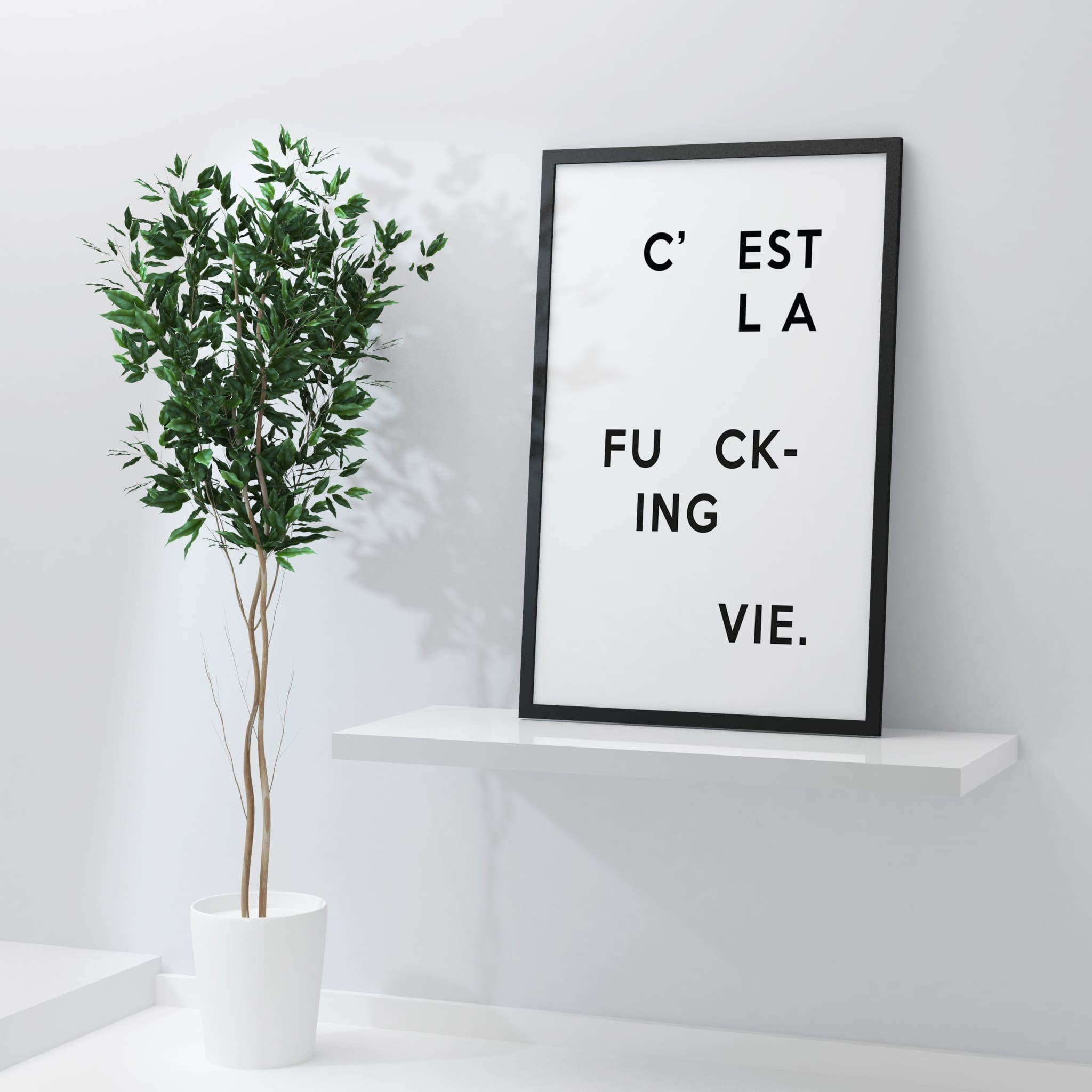 C'EST LA FUCKING VIE - HONEYMOON HOTEL