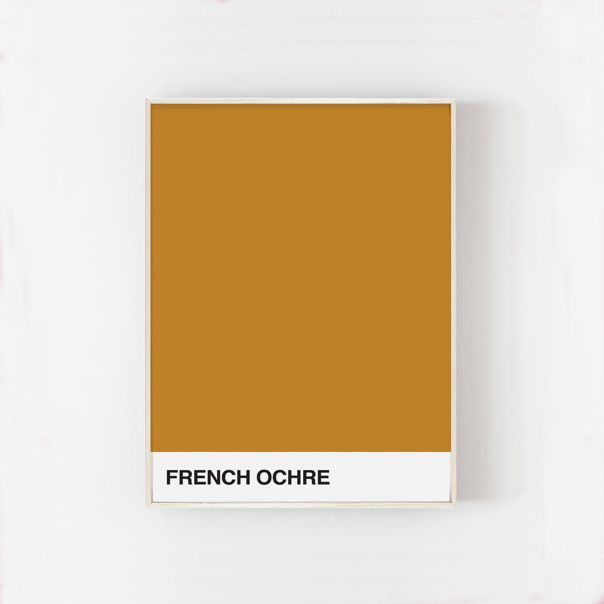FRENCH OCHRE - HONEYMOON HOTEL