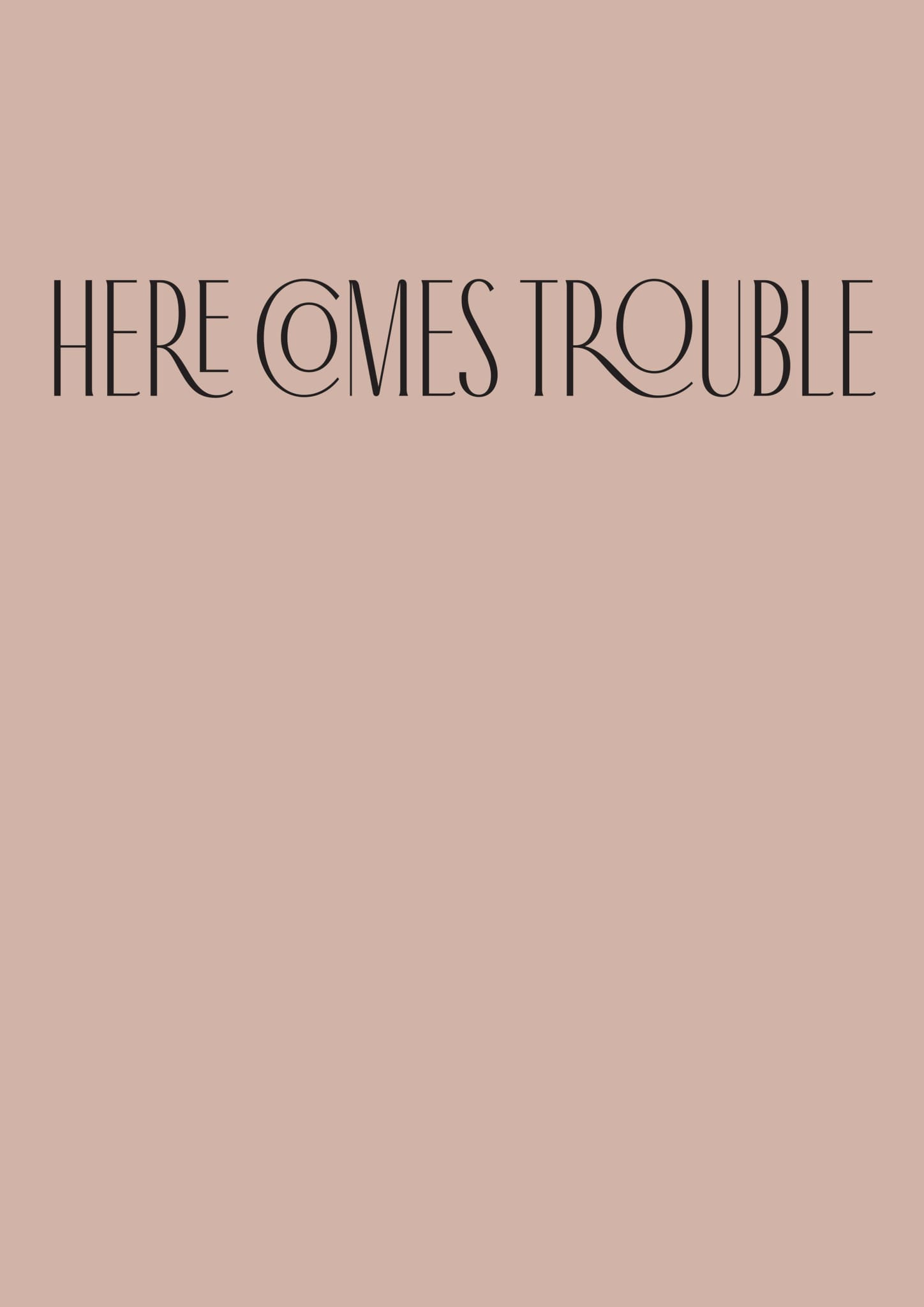 HERE COMES TROUBLE - HONEYMOON HOTEL