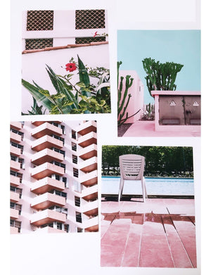PINK TROPICAL BUNDLE - HONEYMOON HOTEL