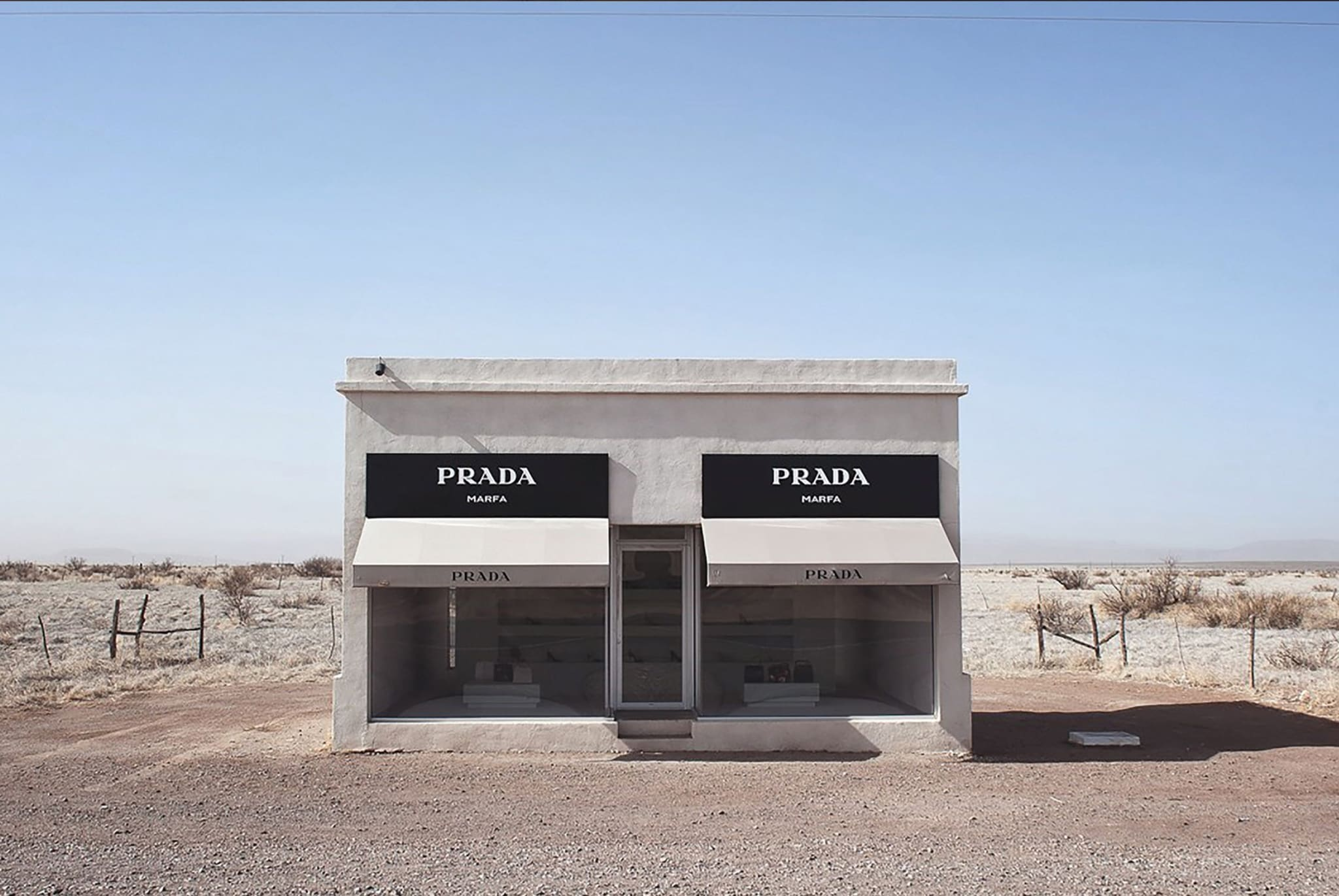 PRADA MARFA - HONEYMOON HOTEL