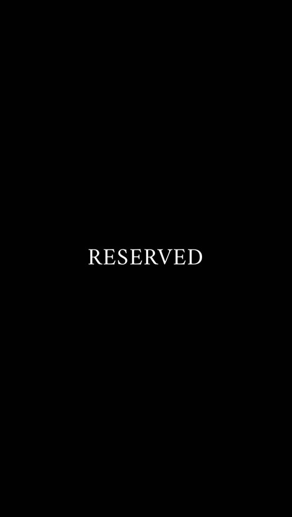 RESERVED - GOOD VIBES A2 - HONEYMOON HOTEL