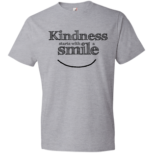 Kindness Starts With A Smile