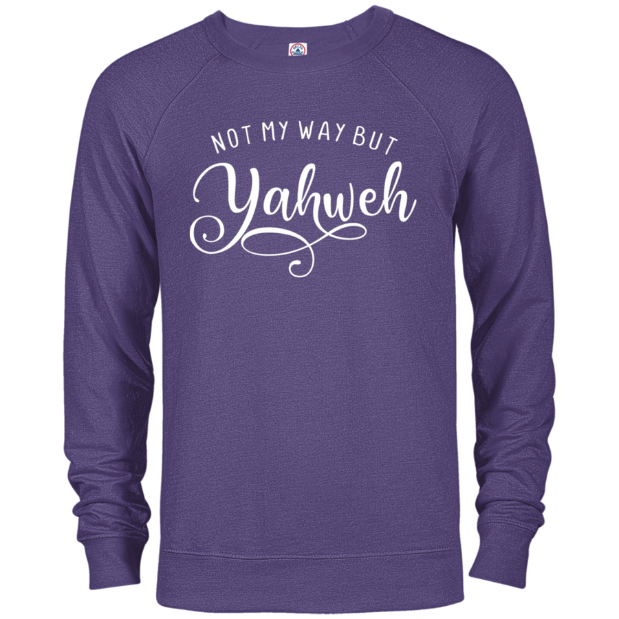 Not My Way But Yahweh Crew Sweatshirt