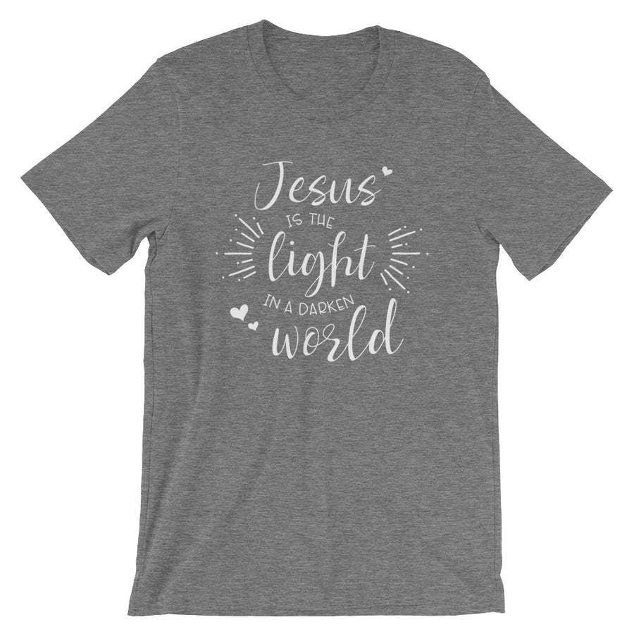Jesus Is The Light In A Darken World