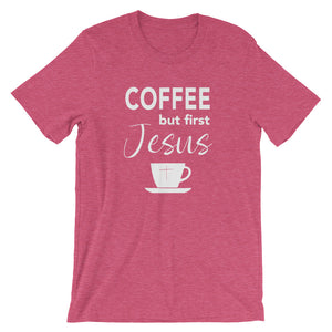 Coffee But First Jesus