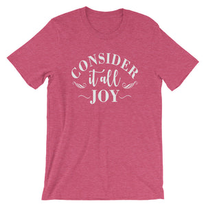 Consider It All Joy