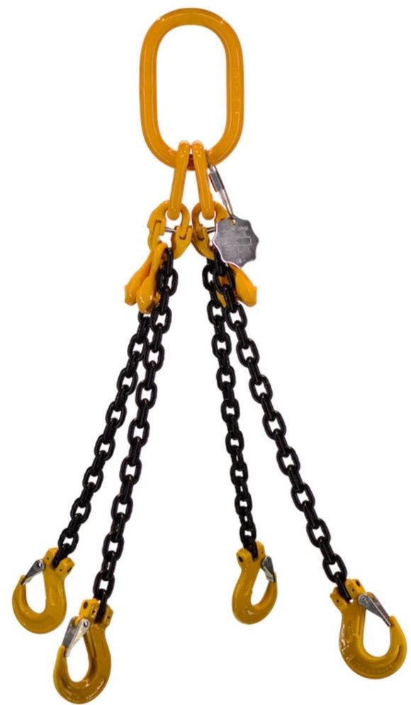 Grade 8 Chainslings
