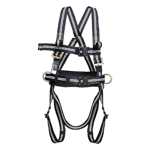 Fire Free 4 Point Flame Resistant Body Harness - FA 10 211 00