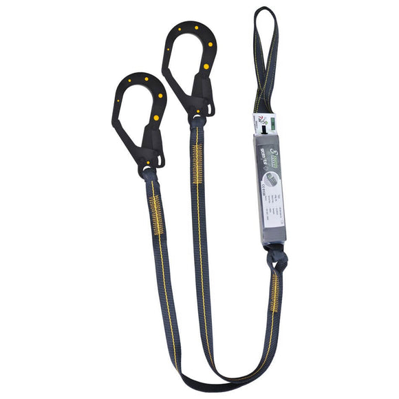 Di-electric Forked Shock Absorbing Lanyard 1.5m - FA 30 404 15
