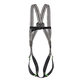 1 Point Standard Body Harness - FA 10 102 00