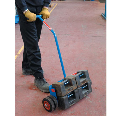 Test Weight Trolley Hire TWT