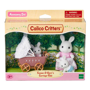 Calico Critters Conner & Kerri's Carriage Ride