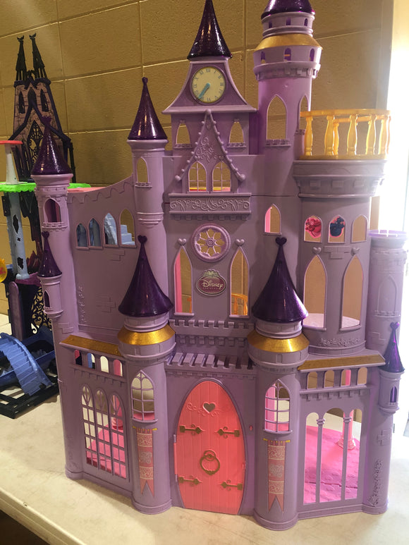 Disney Doll Castle