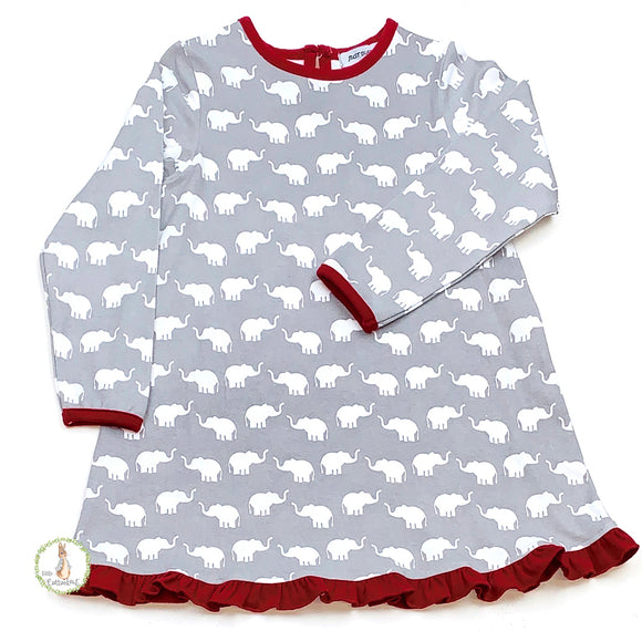 Ishtex Elephant Dress