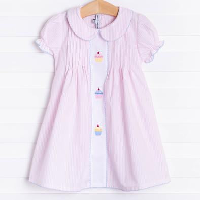 Sweet Dreams Girls Cupcake Dress
