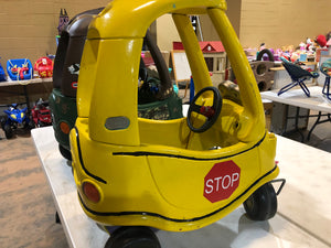 Cozy Coupe - School Bus Style