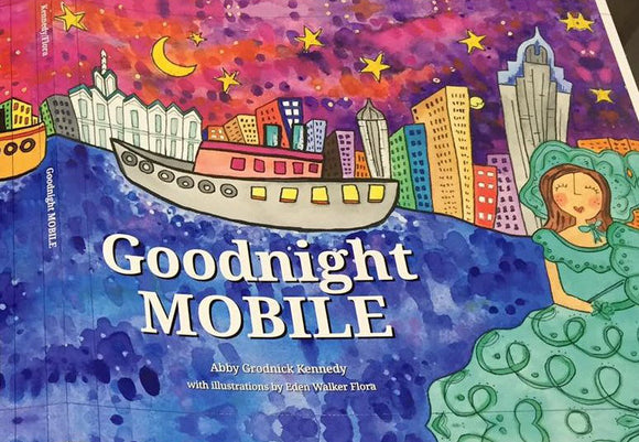 Goodnight Mobile Book