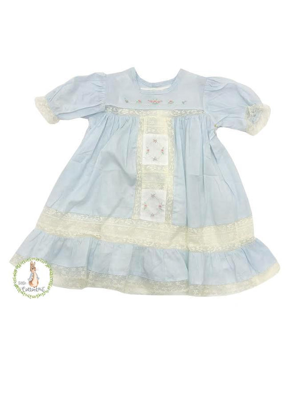 Phoenix N Ren Amelia Dress Blue