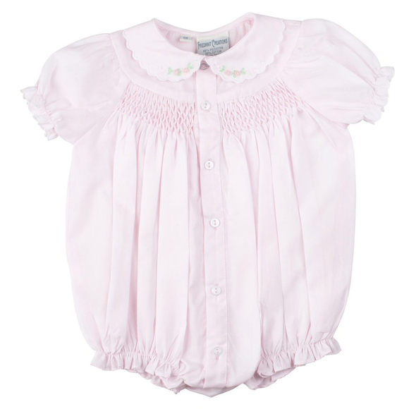 Feltman Bros Smocked Scallop Bubble