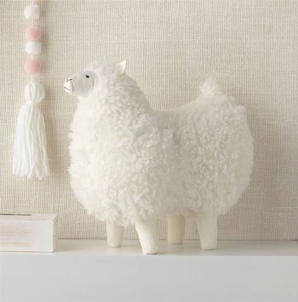 Mud Pie Sherpa Lamb