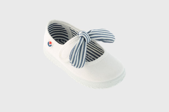 Victoria Mary Jane Canvas Shoes