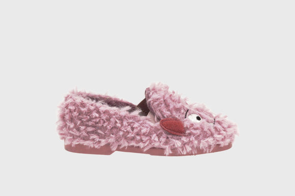 Victoria Monster Slipper Pink
