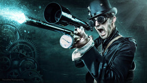 5 Essential Accessories To Complete A Mens Steampunk Outfit