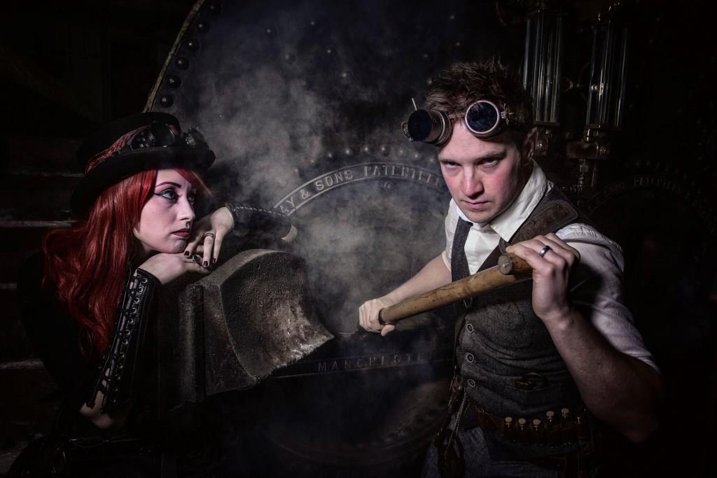 Papplewick Steampunk Events