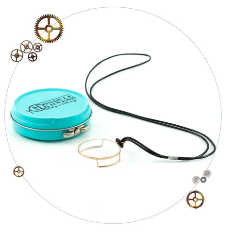 Prescription Monocle (Gold)