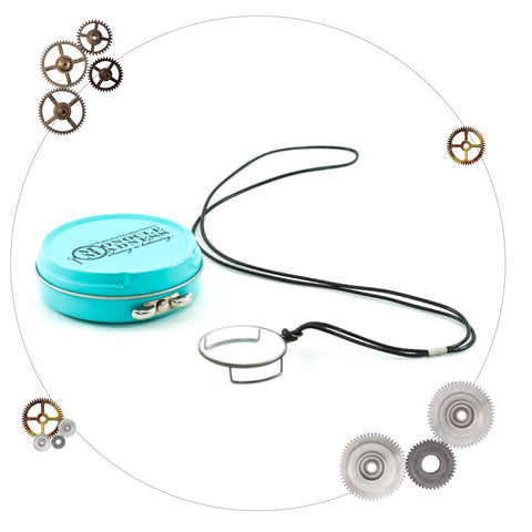 Prescription Monocle (Silver)
