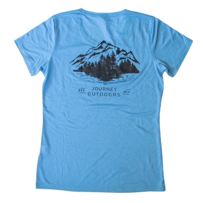 Women's Summit Tee