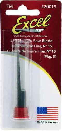 Excel 20015 Narrow Saw Blade 5 pcs