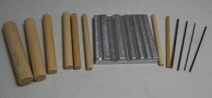 SMS014 Photo Etch Standard Rolling Set