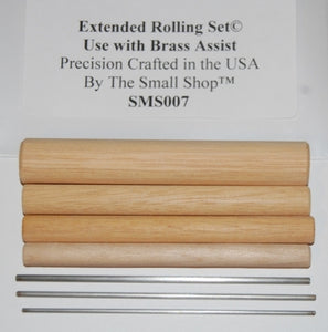 SMS007 Photoetch Extended Roller Set Use with Brass Assist
