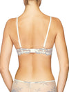 Lauma, Iory Wireless Lace Push-up Bra, On Model Back, 04J38