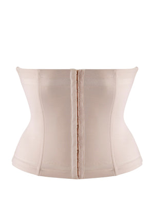 Lauma, Nude Waist Chincher, On Model Front, 06640