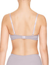Lauma, Violet Push Up Bra, On Model Back, 08C15