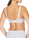 Lauma, White Underwired Padded Bra, On Model Back, 08C30