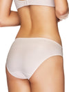Lauma, Nude Micro Low Waist Panties, On Model Back, 10B57