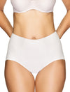 Lauma, Nude Seamless High Waist Panties, On Model Front, 14B52