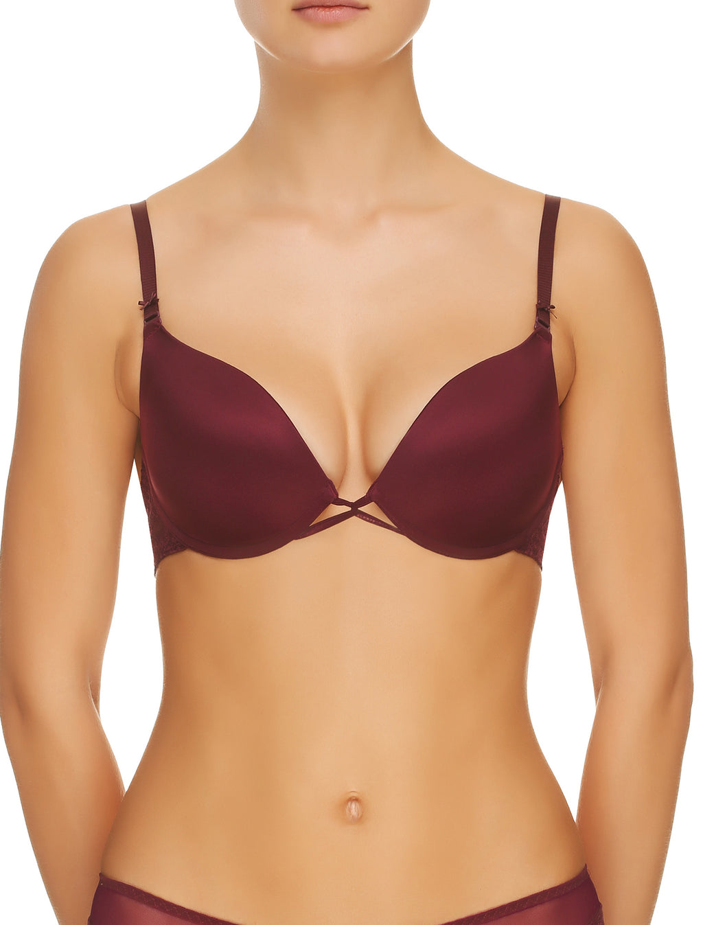 Nigh Queen Multiway T-Shirt Push-Up Bra