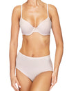 Lauma, Nude Moulded Padded Bra, On Model Front, 20F30
