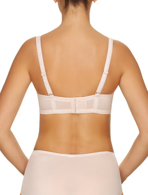 Lauma, Nude Strapless Balconette Bra, On Model Back, 20H30