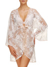 Short Lace Dressing Gown