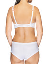 Lauma, White Moulded T-shirt Bra, On Model Back, 22F30